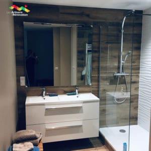 douche a l italienne renovation salle de bain