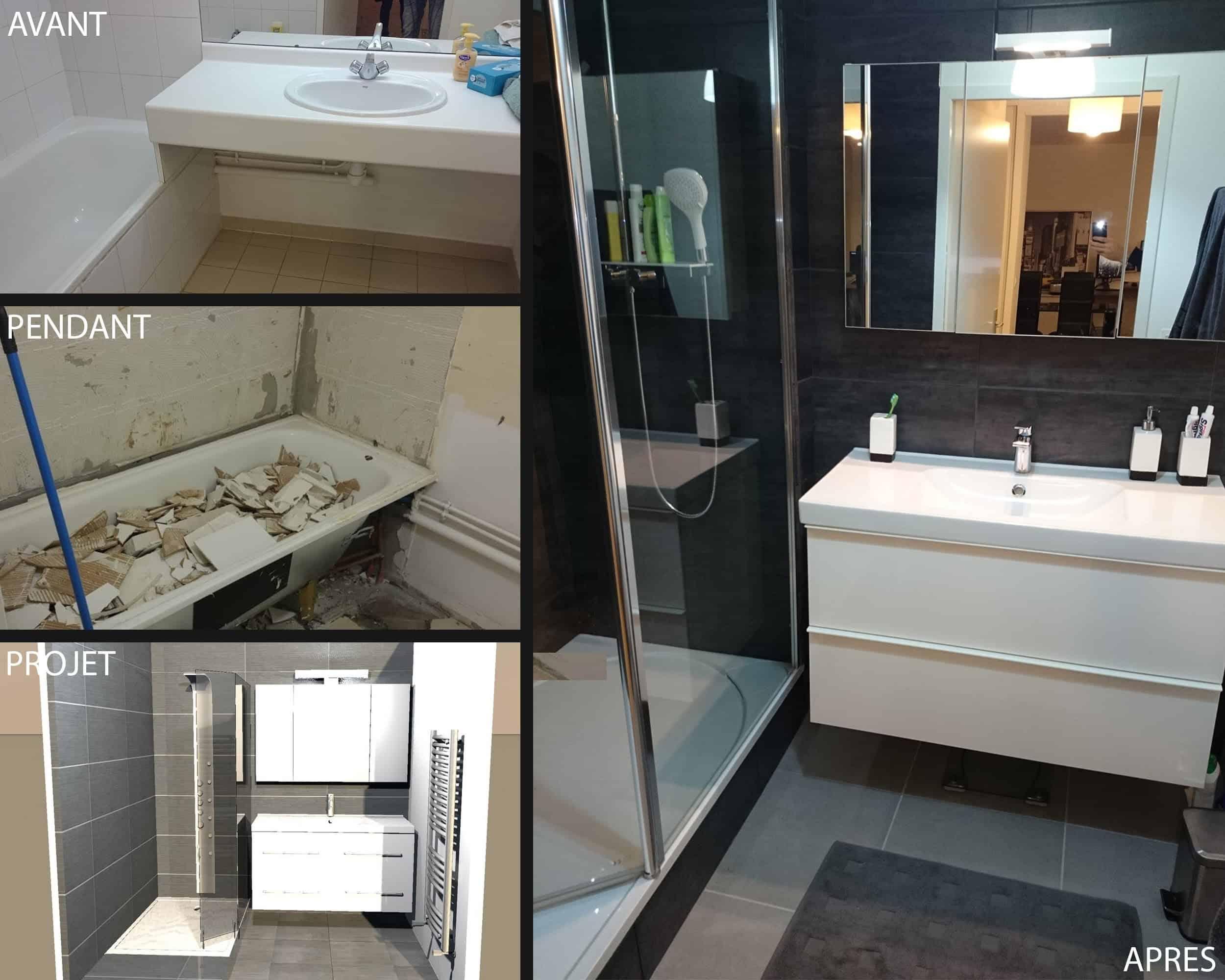renovation salle de bain avant apres bourgoin jallieu