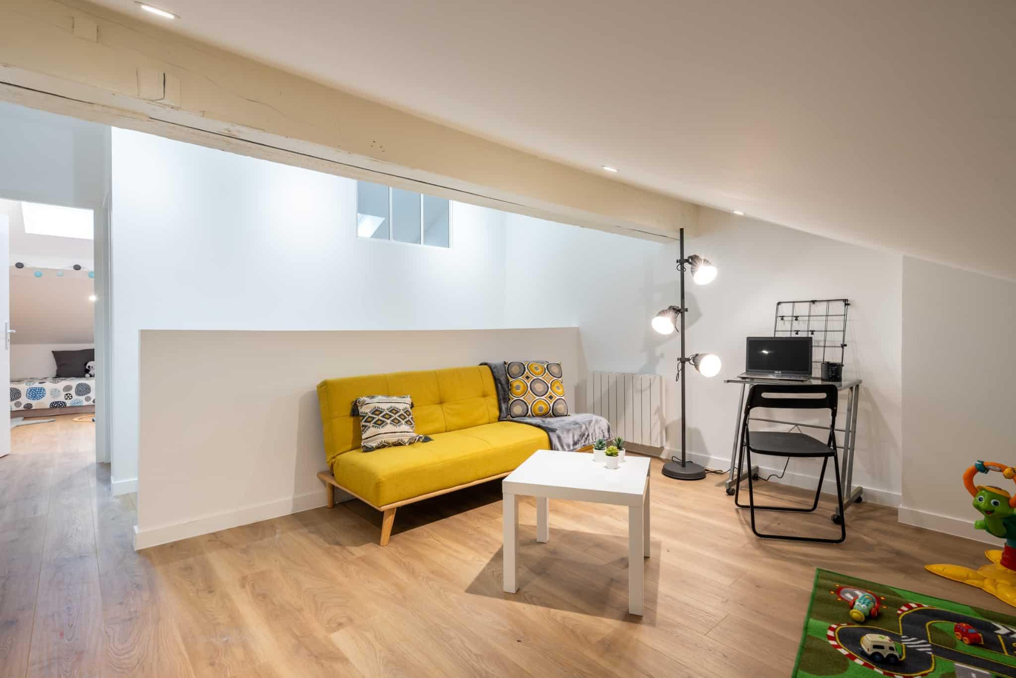 renovation petit appartement villefranchent